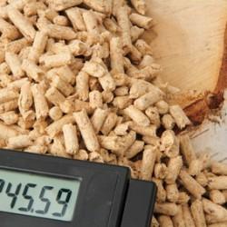 Holzpellets werden im März etwas teurer