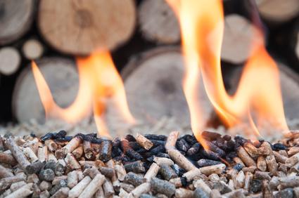 Die anhaltende Kälte hat Auswirkungen auf den Pellet-Preis